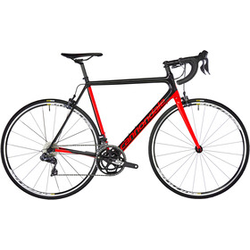 Cannondale SuperSix EVO Di2 Ultegra, acid red